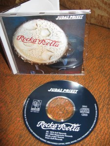 Judas Priest - 1974 Rocka Rolla