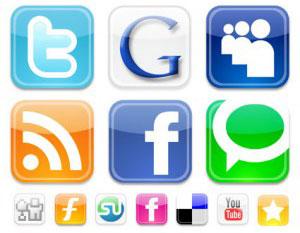 Социальные закладки
